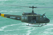 Huey Helicopter Tours